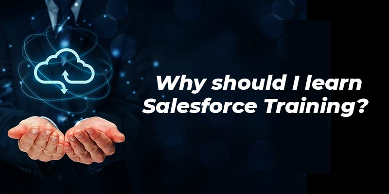 Why should I learn Salesforce Training?